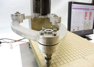 Parallel Scara Robot Arm precision