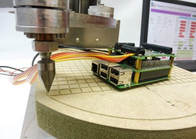 The Parallel Scara Robot Arm and PTHAT